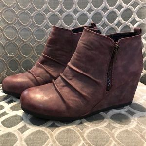 Maurice's Tammy Wedge Bootie
